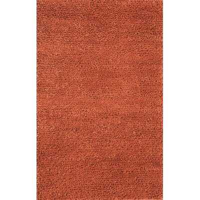 Spectra Rusty Red Rug Rug Size: 36 x 56