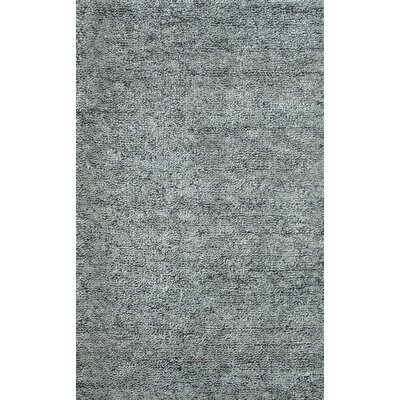 Eyeball Light Blue Area Rug Rug Size: 36 x 56