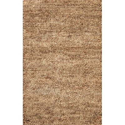 Eyeball Light Peach Area Rug Rug Size: 8 x 11