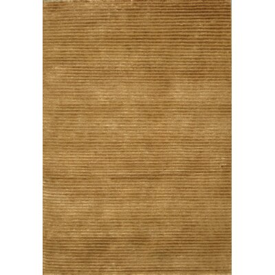 Silicon Gold Rug Rug Size: 6 x 9