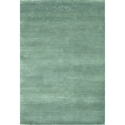 Silicon Light Blue Rug Rug Size: 4 x 6