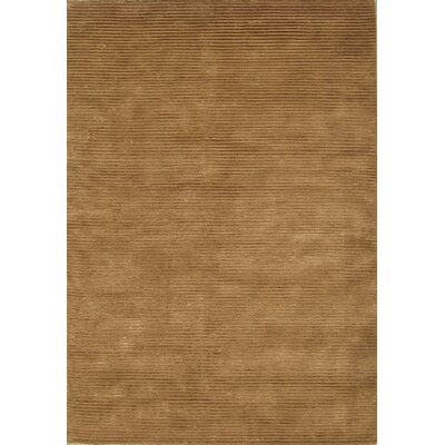 Silicon Brown Rug Rug Size: 4 x 6