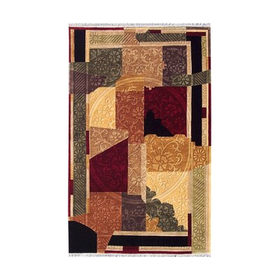 Noble Area Rug Rug Size: 8 x 11
