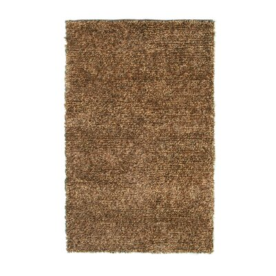 Marina Light Brown Area Rug Rug Size: 5 x 8