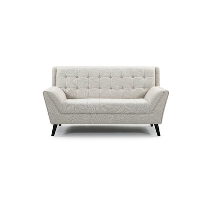 Adore Loveseat Upholstery: Beige
