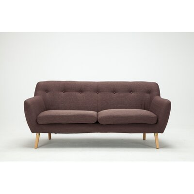 Albany Sofa Upholstery: Brown
