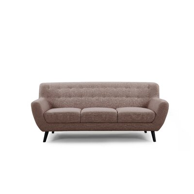 Darwin Sofa Upholstery: Brown