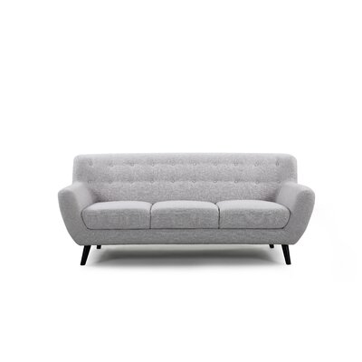 Darwin Sofa Upholstery: Light Gray