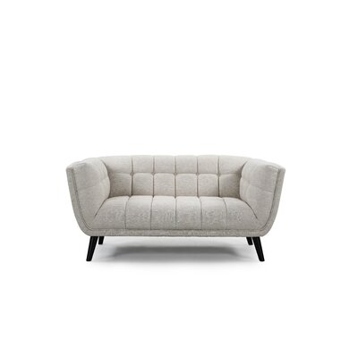 Odessey Chesterfield Loveseat