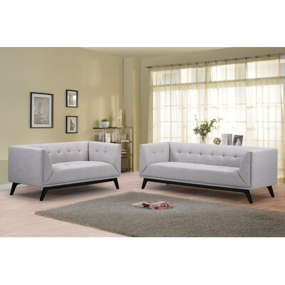 Ontario Sofa and Loveseat Set