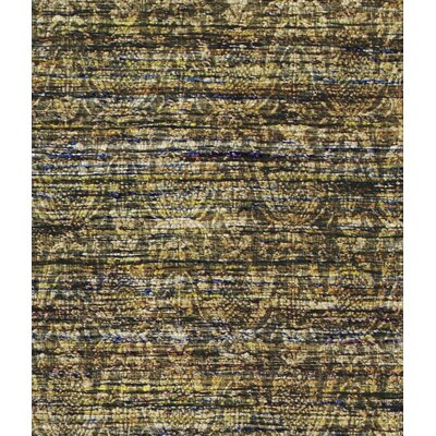 Boutique Gold Area Rug Rug Size: 7'9