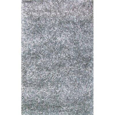 Sara Blue Rug Rug Size: 8 x 11