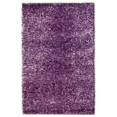 Sara Purple Area Rug Rug Size: 4 x 6