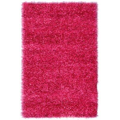 Sara Hot Pink Rug Rug Size: 5 x 8