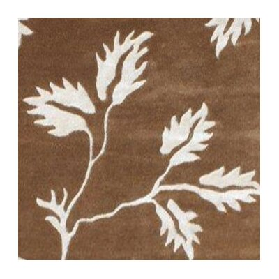 Florence Brown/Beige Area Rug Rug Size: 5 x 8