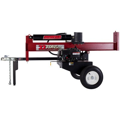 Cheap Swisher 22 Ton 6.75 Gross Torque Log Splitter (SWC1031)