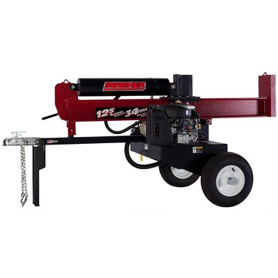 Cheap Swisher 34 Ton 12.5 HP Electric Start Log Splitter (SWC1034)