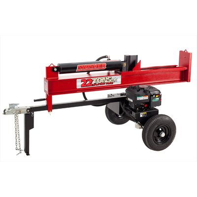 Swisher 22 Ton 6.75 Gross Torque Log Splitter at Sears.com