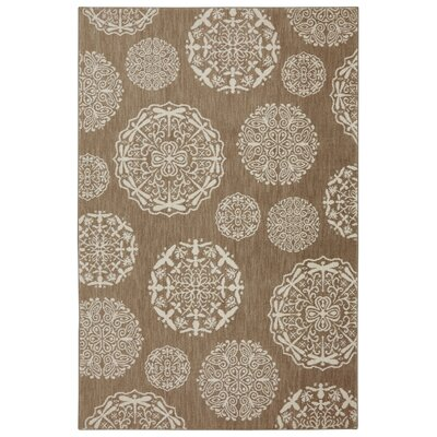 Reflections Bob Timberlake Dragonfly Medallion Cornstalk Area Rug Rug Size: Rectangle 8 x 10