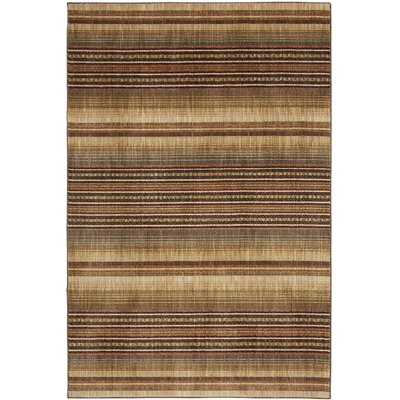 Heritage Bob Timberlake Knotts Blanket Latte Area Rug Rug Size: Rectangle 8 x 10