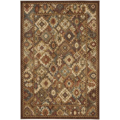 Heritage Bob Timberlake Endless Wild Light Camel Area Rug Rug Size: Rectangle 5'3