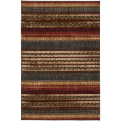 Heritage Bob Timberlake Canoe Blanket Area Rug Rug Size: Rectangle 53 x 710