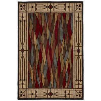 Heritage Bob Timberlake Bethel Glass Area Rug Rug Size: Rectangle 53 x 710