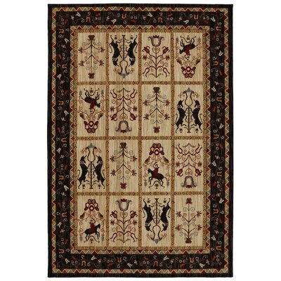 Heritage Bob Timberlake Heirloom Ashen Area Rug Rug Size: Rectangle 8 x 10
