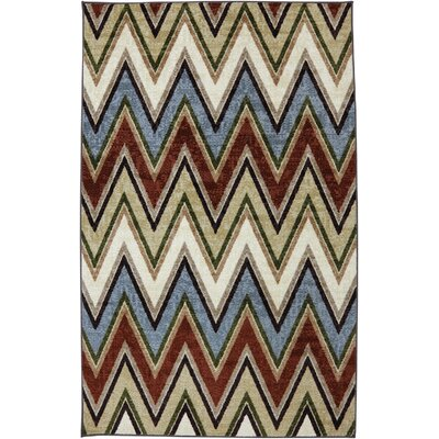 New Wave Beige Area Rug