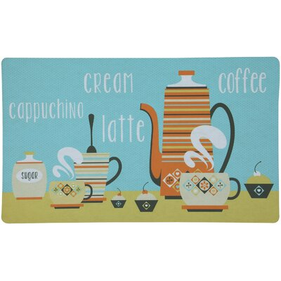 Morning Brew Kitchen Mat