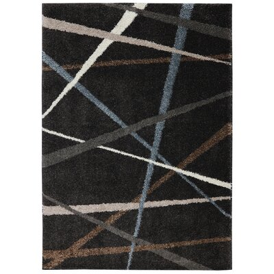 Huxley Journeys Brown Area Rug