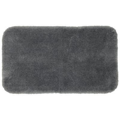 Spa Bath Rug Size: 15 x 2, Color: Chrome