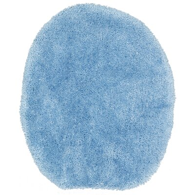 Spa Toilet Seat Cover Size: 16.5 W x 18.5 L, Color: Blue