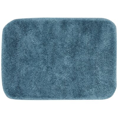 Spa Bath Rug Size: 2 x 34, Color: Sea