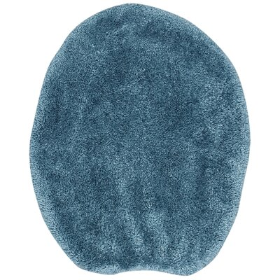 Spa Toilet Seat Cover Size: 16.5 W x 18.5 L, Color: Sea