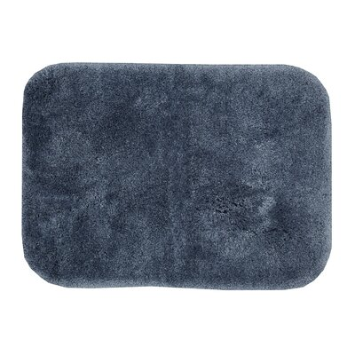 Spa Bath Rug Size: 2 x 34, Color: Slate