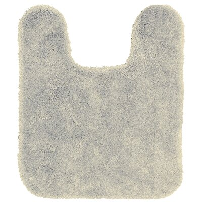 Trotwood Contour Mat Color: White