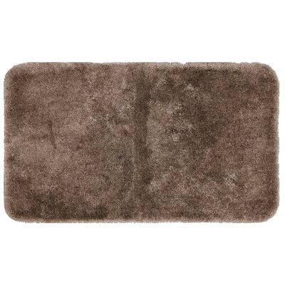 Lounger Bath Rug Size: 17 W x 32 L, Color: Cobblestone