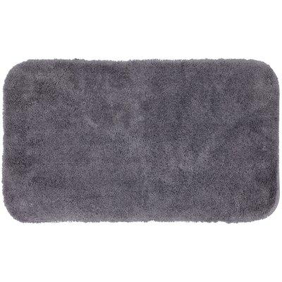 Lounger Bath Rug Size: 16 W x 24 L, Color: Gray