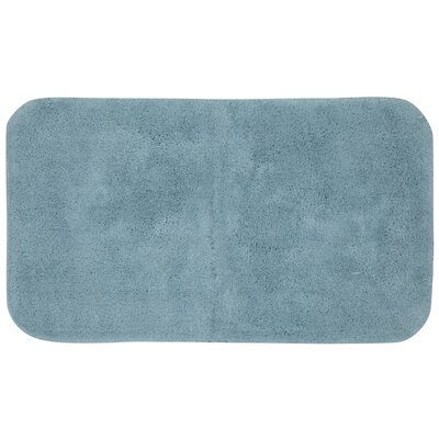 Lounger Bath Rug Size: 17 W x 32 L, Color: Mineral