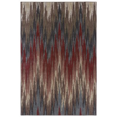 Dryden Mesquite Abstract Big Horn Rug Rug Size: Rectangle 96 x 1211