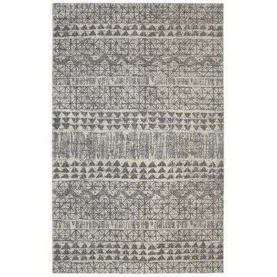 Berkshire Billerica Grey Area Rug Size: 5 x 8