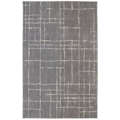 Berkshire American Craftsmen Chatham Grey Area Rug Rug Size: Rectangle 8 x 10