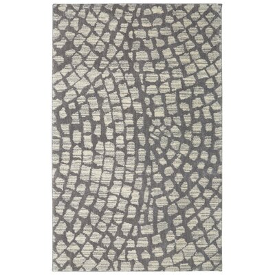 Berkshire American Craftsmen Cohassett Grey/Beige Area Rug Rug Size: Rectangle 10 x 14