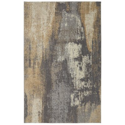 Berkshire Truro Gray Area Rug Rug Size: Rectangle 5 x 8