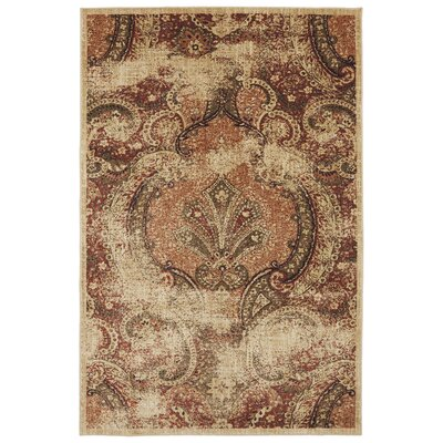 Dryden Dermot Area Rug Rug Size: Rectangle 3'6