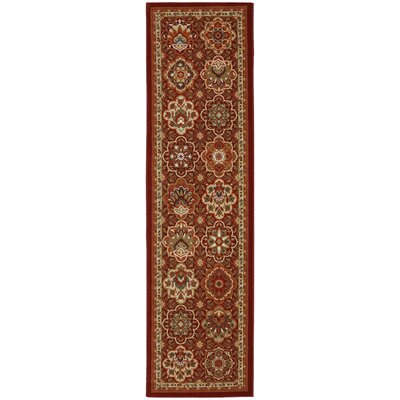 Symphony Copperhill Area Rug Rug Size: Runner 21 x 79