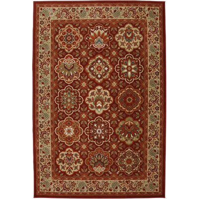 Symphony Copperhill Area Rug Rug Size: Rectangle 53 x 79