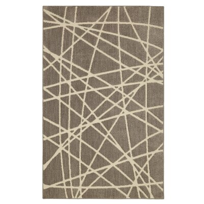 Artesia Gray Area Rug Rug Size: Rectangle 10 x 14
