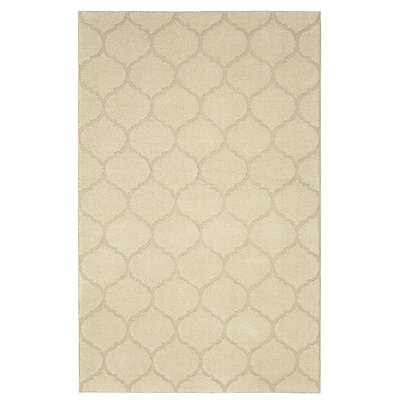 Kalispell Beige Area Rug Rug Size: Rectangle 5 x 8